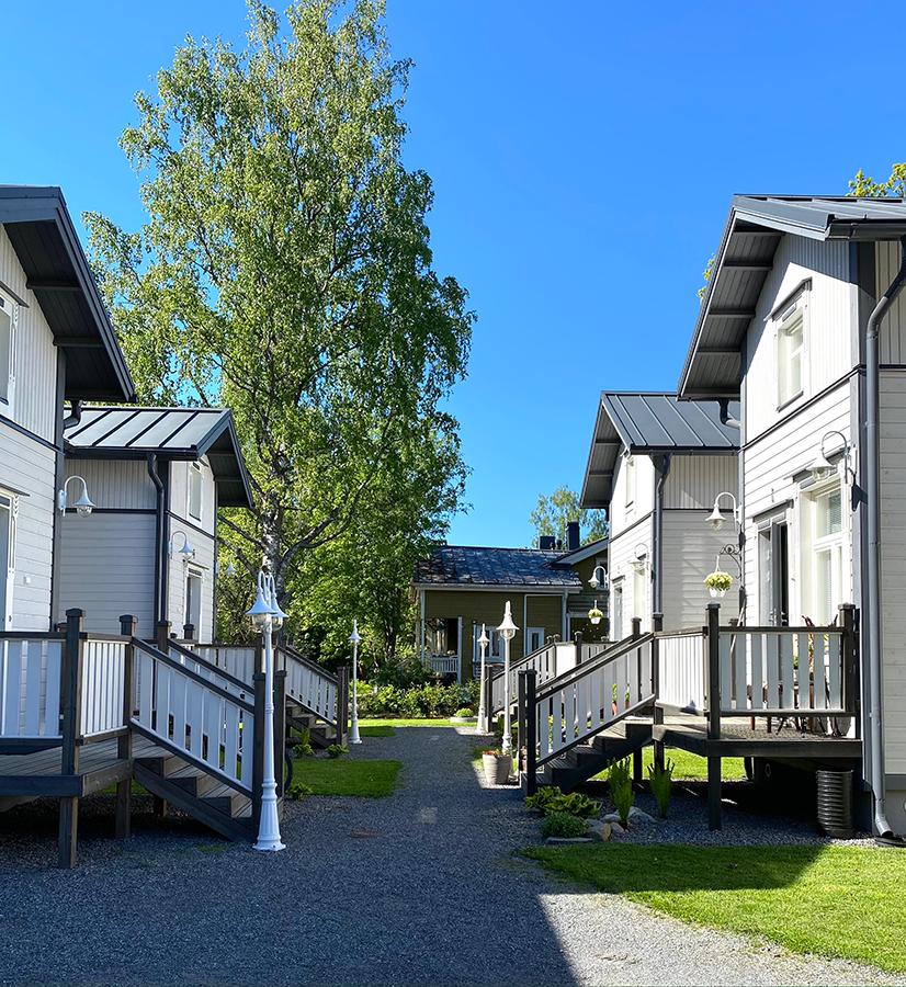 Arvokiinteistöt Tawastia uudet asunnot