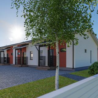 Uudet asunnot Hämeenlinnassa